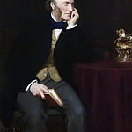 John Collier - George John Vernon Warren (1803–1866), 5th Baron Vernon