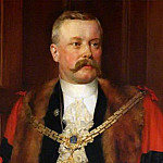 John Collier - Sir Charles Tertius Mander (1852–1929), Mayor of Wolverhampton