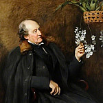 John Collier - Sir Charles Strickland (1819–1909)