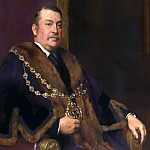 John Collier - Samuel Radcliffe Platt, Mayor of Oldham