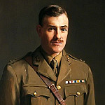 John Collier - Portrait of Unknown Soldier
