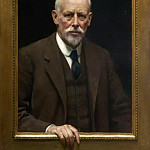 John Collier - Self Portrait