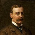 John Collier - Francis Dukinfield Astley