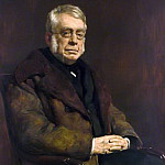 John Collier - Sir George Biddell Airy (1801–1892)