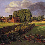 John Constable - Golding Constables Flower Garden