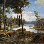 David Klöcker Ehrenstråhl - View from Värmdö