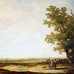 Aelbert Cuyp - Cuyp Albert Panoramic view of Wageningen Sun