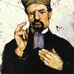 Paul Cezanne - Uncle Dominique (The Lawyer)