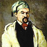 Paul Cezanne - Uncle Dominique