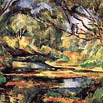 Paul Cezanne - Brook