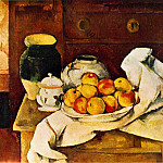 STILL LIFE,1883-87, FOGG ART MUSEUM, HARVARD UNIVERS, Harvard University Fogg Art Museum