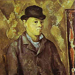 Paul Cezanne - The Artistss Son, Paul