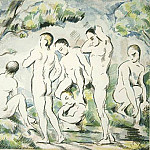 Paul Cezanne - artwork images