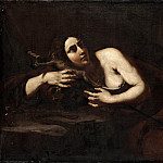 Charles XV of Sweden - The Penitent Magdalen