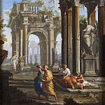 Emma Ekwall - Classical Buildings with Columns
