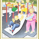 Берил Кук - CookBeryl_b46_Childrens_Playground-WeaSDC