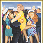 Beryl Cook - CookBeryl_b06_Sailors_and_Sweethearts-WeaSDC