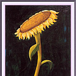 Beryl Cook - CookBeryl_j13_Sunflower-WeaSDC