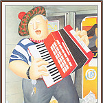 Beryl Cook - CookBeryl_d02_Accordion_Player-WeaSDC
