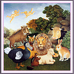 Beryl Cook - CookBeryl_j20_The_Peaceable_Kingdom-WeaSDC