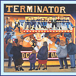 Beryl Cook - CookBeryl_a45_The_Terminator-WeaSDC
