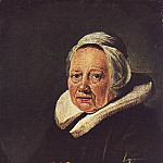 Gerrit Dou - Portrait of an Old Woman