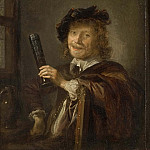 Gerrit Dou - Portrait of a Man, possibly a Self-portrait