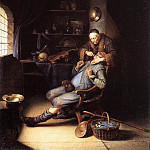 Gerrit Dou - The Extraction of Tooth