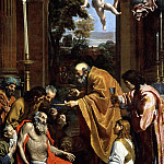 Lodovico Carracci - The Last Sacrament of St. Jerome