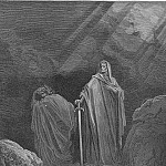 Gustave Dore - This said they both betook them several ways