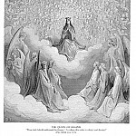 Gustave Dore - The Queen of Heaven
