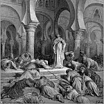 Gustave Dore - crusades invocation to muhammad