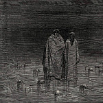 Gustave Dore - I heard that it was said to me. -Watch your steps-