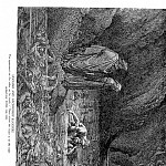 Gustave Dore - Ugolino and Archbishop Ruggieri