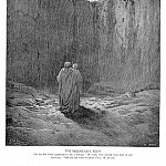 Gustave Dore - The Mountains Foot