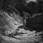 Gustave Dore - The Death of Abel