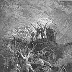 Gustave Dore - Their summons called From every band and squared regiment By place or choice the worthies