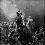 Gustave Dore - crusades battle of antioch