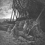 Gustave Dore - Began to build a vessel of huge bulk