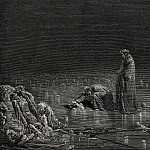 Gustave Dore - It is now necessary that you say your name or you will be left without one singl