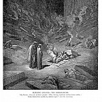 Gustave Dore - Burning Graves The Heresiarchs
