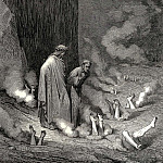 Gustave Dore - I was like a monk listening to the confessions of a mean murderer
