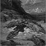 Gustave Dore - crusades death of frederick