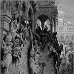 Gustave Dore - crusades massacre of antioch