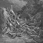 Gustave Dore - Nine days they fell