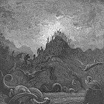 Gustave Dore - Gorgons and Hydras and Chimeras dire