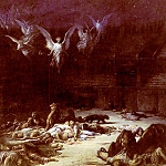 Gustave Dore - The Christian Martyrs