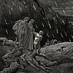 Gustave Dore - Is this really you Sire Brunetto