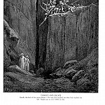 Gustave Dore - Tumult and Escape
