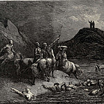 Gustave Dore - Dore_Gustave_33_One_cried_from_far_-Say_to_what_pain_ye_come_condemn-d_who_down_this_steep_have_journied-
